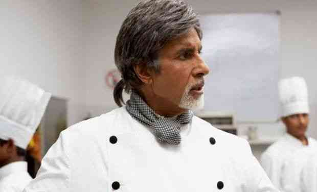 Big b has experimented with their looks.