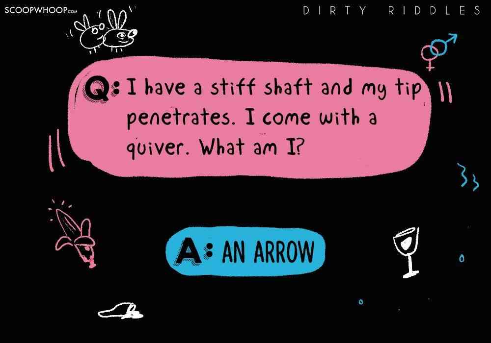 20 Dirty Riddles With Answers 20 Dirty Mind Questions