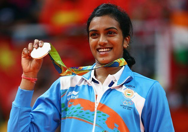 PV Sindhu (Badminton)  IMAGES, GIF, ANIMATED GIF, WALLPAPER, STICKER FOR WHATSAPP & FACEBOOK